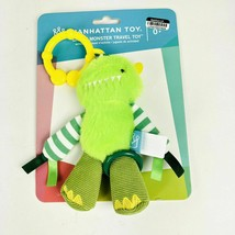 Green Monster Teething Travel Toy - $12.86