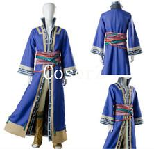 Fire Emblem Hero Karel Full Set Outfit For Adult Men Cosplay Costume - $124.00