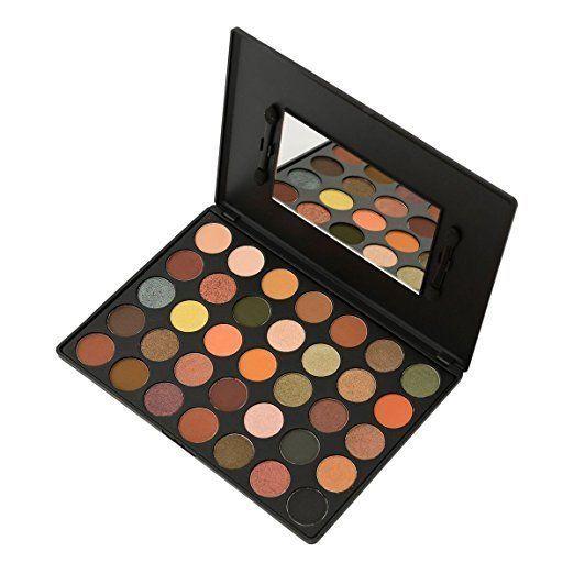 KARA Beauty Professional Makeup Palette ES07 - 35 color Eyeshadow