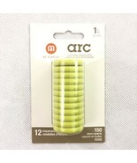 """Staples® Arc System Notebook Expansion Discs, Green, 1"""" 150 Sheet Capacity - $9.89"""