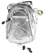 Miami Hurricanes Event Pack - Clear - Great For Sports Events - New! - $25.95