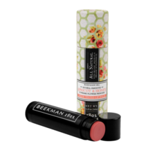 Beekman 1802 Apricot & Honey Goat Milk Lip Balm Sheer Tint Gloss .15oz Fresh Nip - $12.86