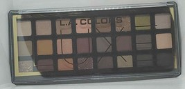 LA Colors, Color Luxe Eye Shadow Palette Velvety, 24 Count (LOC S-10-A) - $9.43