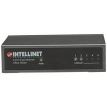 Intellinet Desktop Ethernet Switch (5 Port) ICI523301 - $33.00