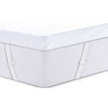 "Twin XL Size 3"" Gel Memory Foam Mattress Topper Cover for Adjustable Bed... - $156.30"