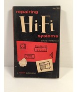 Repairing Hi-Fi Systems - David Fidelman - 1957 - Rider - $19.99