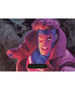 Marvel Masterpieces PowerBlast 5 of 9 - Gambit - $1.99