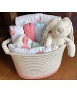Beatrix Bunny Baby Gift Basket - $75.00