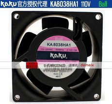 Original KAKU Cooling fan KA8038HA1 110V 3 month warranty - $41.50