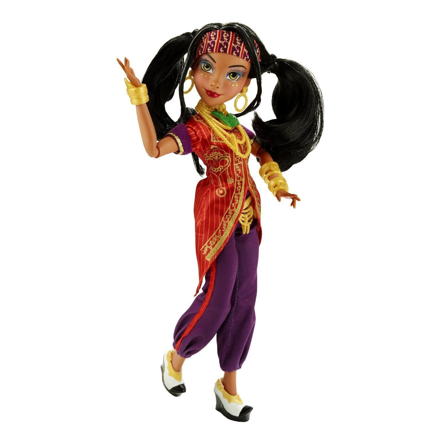 Image 0 of Disney Descendants Villain Genie Chic Freddie IE Doll Isle of the Lost
