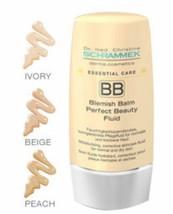 Dr Christine Schrammek Blemish Balm Beauty Fluid BEIGE-Normal-Dry Skin 4... - $67.21