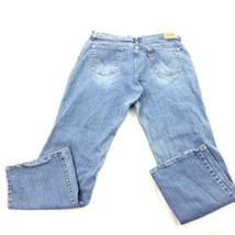 Levi's Women's 550 Blue Jeans Boot 14 - $29.69