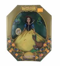 "1997 Snow White 7"" Doll Disney Princess Portrait Collectibles 60th Anniv... - $18.46"