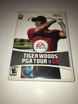 Tiger Woods PGA Tour 08 (Nintendo Wii, 2007) Complete With Manual Game - $7.99