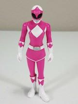 Mighty Morphin Power Rangers Set - Pink Ranger - Bandai 2010 - Wal-Mart ... - $10.00
