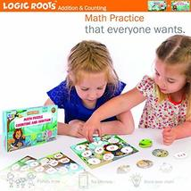 LogicRoots Number Counting, Sequencing and Addition Math Games and 6 Puzzles 53  image 6