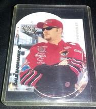 2001 Press Pass Trackside Die Cuts #1 Dale Earnhardt Jr. - NM-MT - $4.66