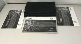 2014 Buick Verano Sedan Owners Manual Set with Case OEM Z0A624 - $47.99
