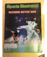 Sports Illustrated August 25, 1980 - $7.92