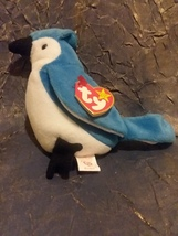 Rocket RARE MISPRINT Beanie Baby from 1998 but tag says 1997 - $10.00