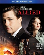 Allied (Blu-ray + Digital, 2017)