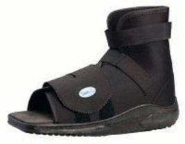 WP000-SLQ2B SLQ2B Cast Boot Slimline Black Medium SLQ2B From Darco International - $22.99