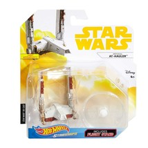 Hot Wheels Star Wars Quad Hauler Starship - $10.77