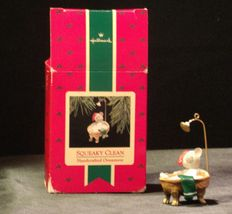 Hallmark Handcrafted Ornaments AA-191769 Collectible ( 3 pieces ) image 3