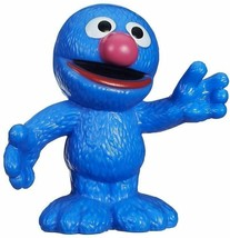 Playskool Sesame Street Friends Grover Figure Collectable Fun Cute  - $9.88