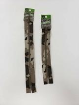 Coats & Clark Closed Bottom Camouflage Zipper - New - $6.99