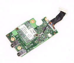 Hp 6530B Audio Jack Board With Cable / Modem 461749-001 Lot:U - $3.15