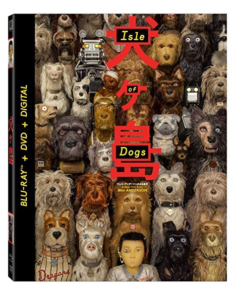 Isle of Dogs [Blu-ray+DVD, 2018]