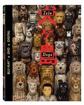 Isle of Dogs [Blu-ray+DVD, 2018]