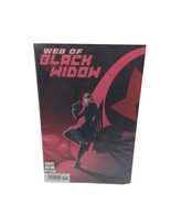 Web of Black Widow Comic 1 Cover B Kris Anka Variant 2019 Houser Mooney ... - $23.51