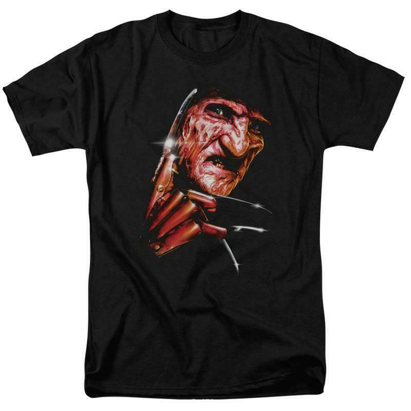 A Nightmare On Elm Street Freddy Krueger Boogeyman Retro 80's Horror WBM604