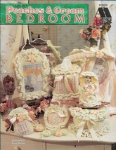 Peaches & Cream Bedroom to Crochet Annies Attic 879716 Pillow Caddy Doll & More - $4.15