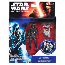 Star Wars First Order Tie Fighter Pilot Elite Action Figure Free Shipping - $15.99