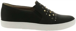 Naturalizer Marianne 2 Studded Slip-On Sneaker BLACK 8.5W NEW 609-246 - $108.95 CAD