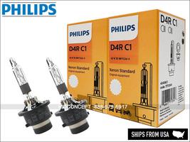 D4R Philips OEM 4300K Xenon HID Headlight Bulbs w/ COA GERMANY DOT | Pac... - $119.04