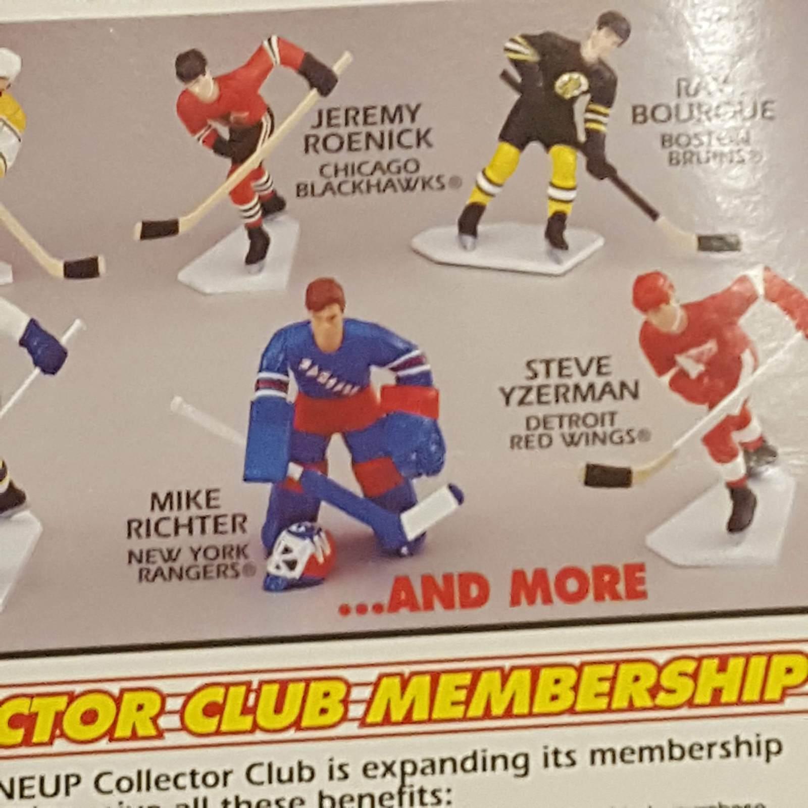 SLU COLL CLUB 1995 STARTING LINEUP NHL JOHN VANBIESBROUCK PANTHERS