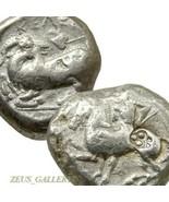 Horse & Male Rider/Goat. Kelenderis, Cilicia. Rare Authentic Ancient Gre... - $620.10