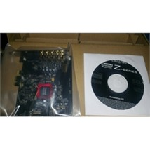 Creative Sound Card 30SB150200000 Sound Blaster Z with Sound Card and CD... - $111.88