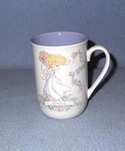 Enesco Precious Moments Karen Mug Cup 1993 - $4.99
