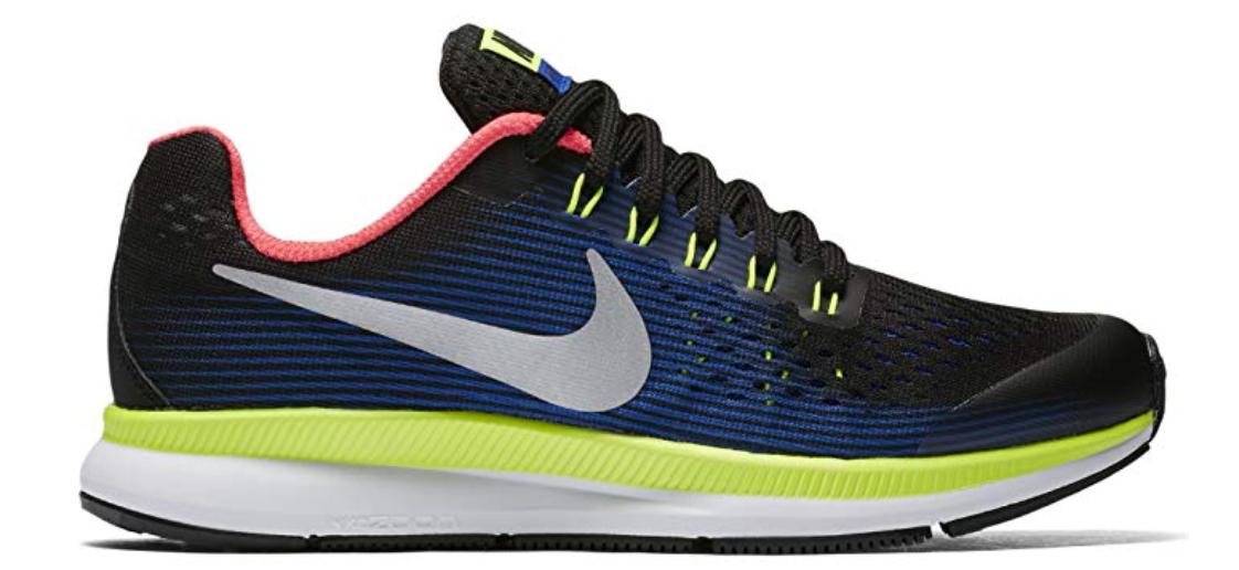 Nike Zoom Pegasus 34 Gs Größe 3,5 M (Y) Eu 35.5 Jugend Kinder Laufschuhe 881953
