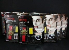 Vampire Halloween Makeup Kits Teeth Blood Horror Nails costume fx dracula - $3.52