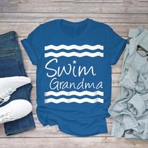 Swimming Funny Tee Swim Star Grandma Meet Day Swimming Mama Unisex - $15.99+
