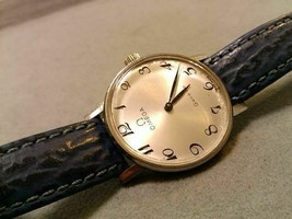 Omega Ladies hand-wound watch Geneve Geneva Free Shipping Japan Authentic - $428.40