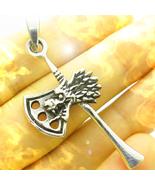 HAUNTED NECKLACE DESCENDANT DRAGONS ADVANTAGES VICTORY MAGICK 925 7 SCHO... - $89,007.77