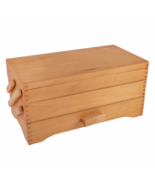 Milward Cantilever sewing and Craft Box Pine Wood - $129.99