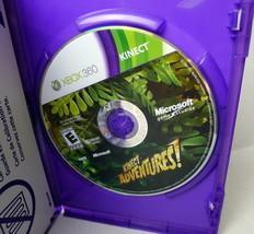 Kinect Adventures Microsoft  XBOX 360 Game 2010 - $7.86